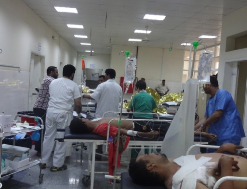 What is the Health situation in Yemen?